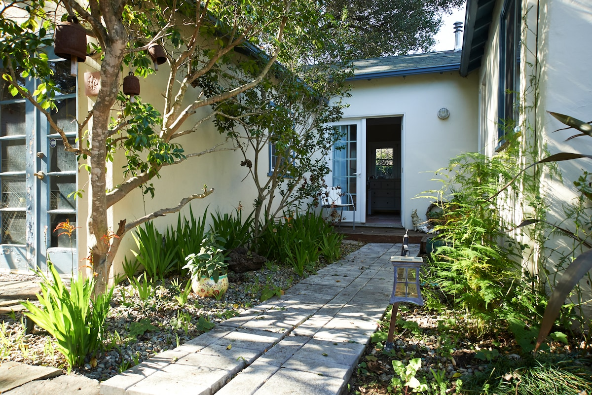 Beautiful Menlo Park Guesthouse