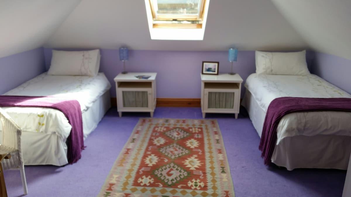 Large single/twin room