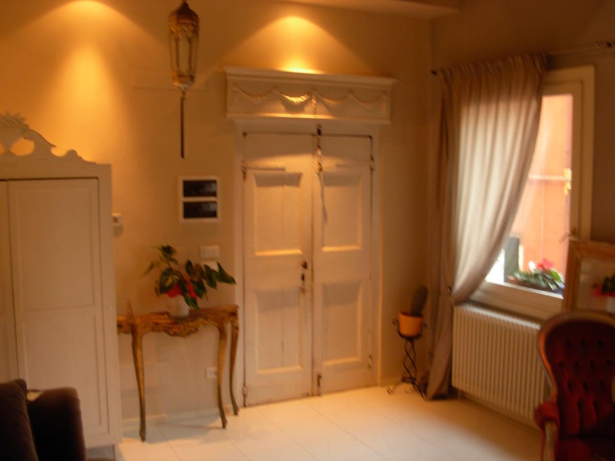 Refined apartament in Venice