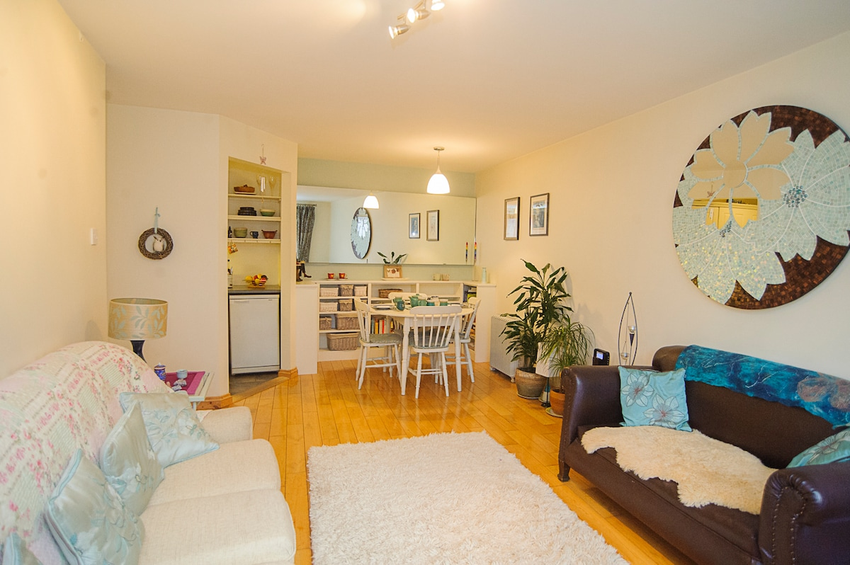 Superbly Situated  & Homely Space