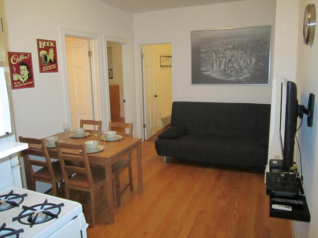 NYC Huge 3 BR Apt Near Times Square