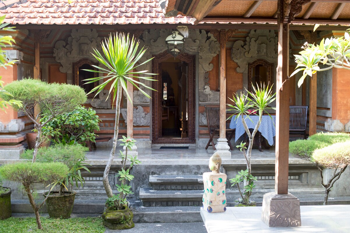 Real Balinese Family Experience