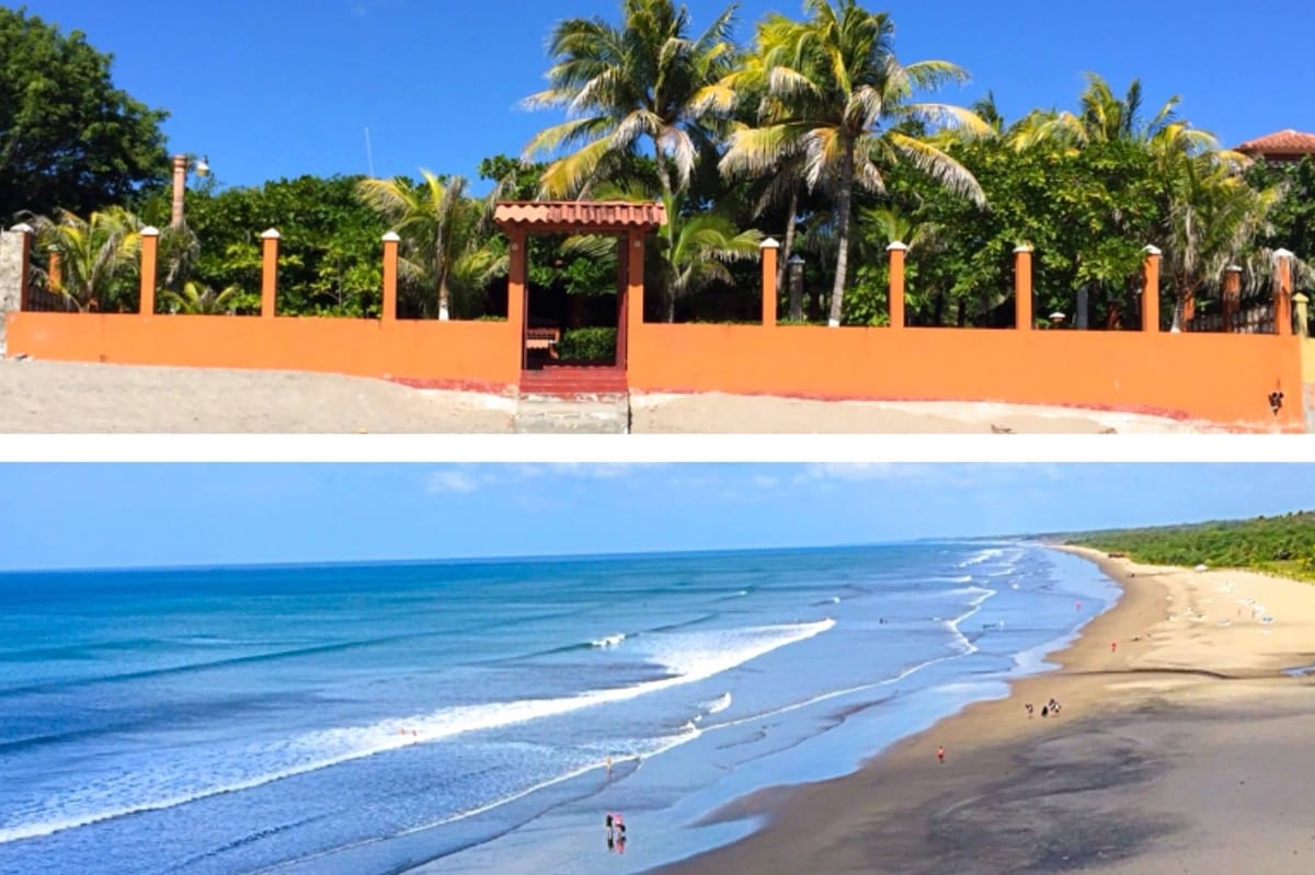 Beautiful Private Beach House