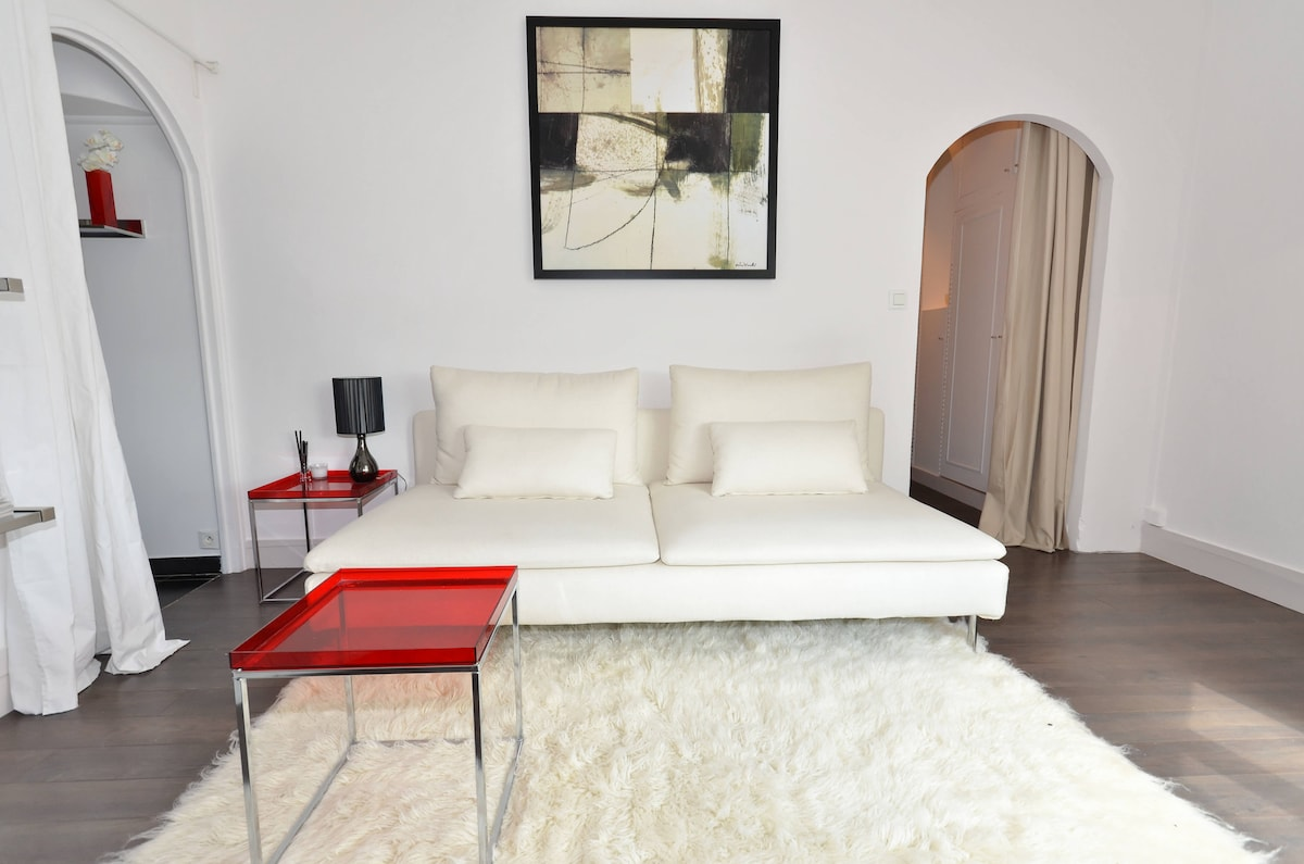 ★★ Chic & Design Apt I Very Central
