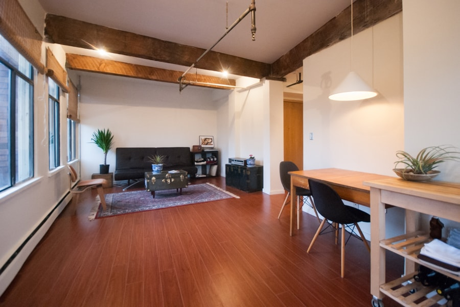 Eclectic Central Chinatown Apt/1BR