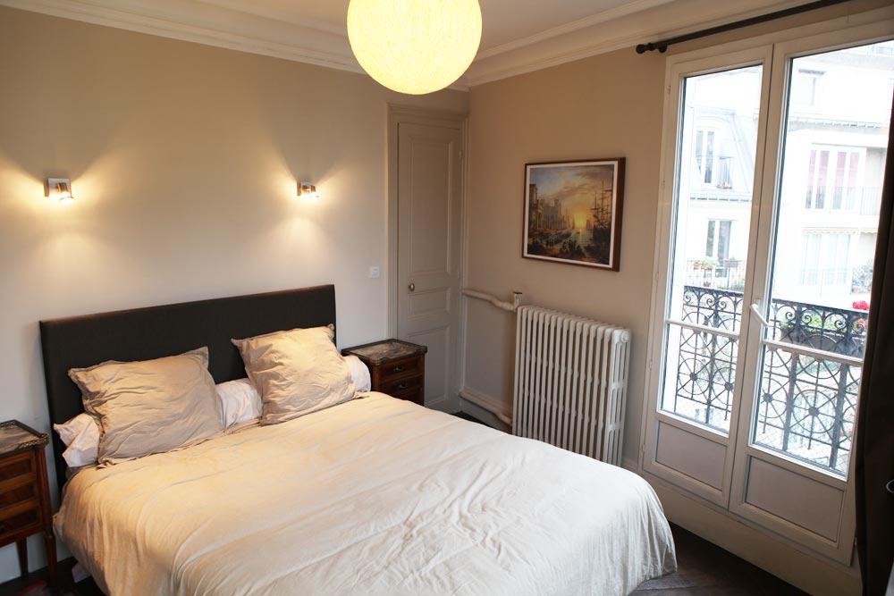 Full apartement 60m², center + view