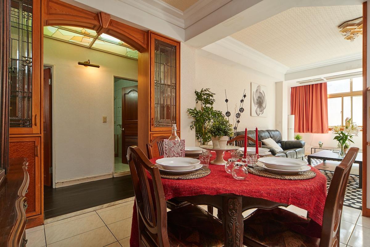ようこそ 3BR Apartment@ Nice location