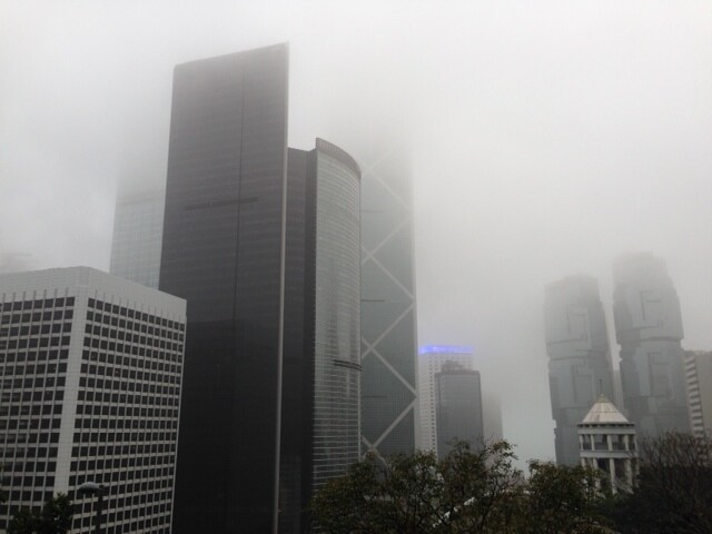 Central in the Fog, Chinese New Year 2015