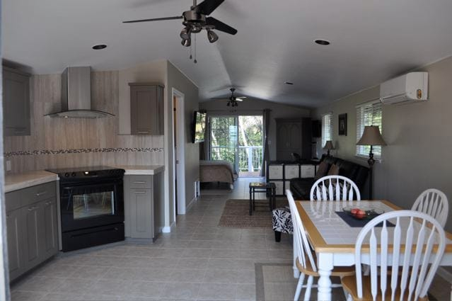 open, spacious, light and bright floor plan