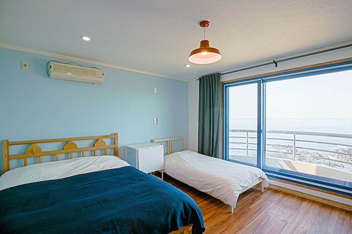 Cozy Twin beds, near beach,airport