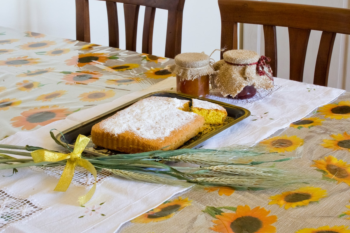 Relax & Love in Tuscany: ......Jam and a little Cake.