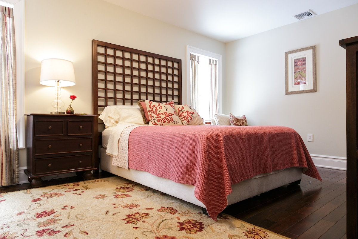 Private Guest Suite close to NYC