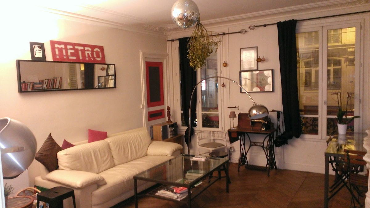 Charming apartment - Heart of Paris