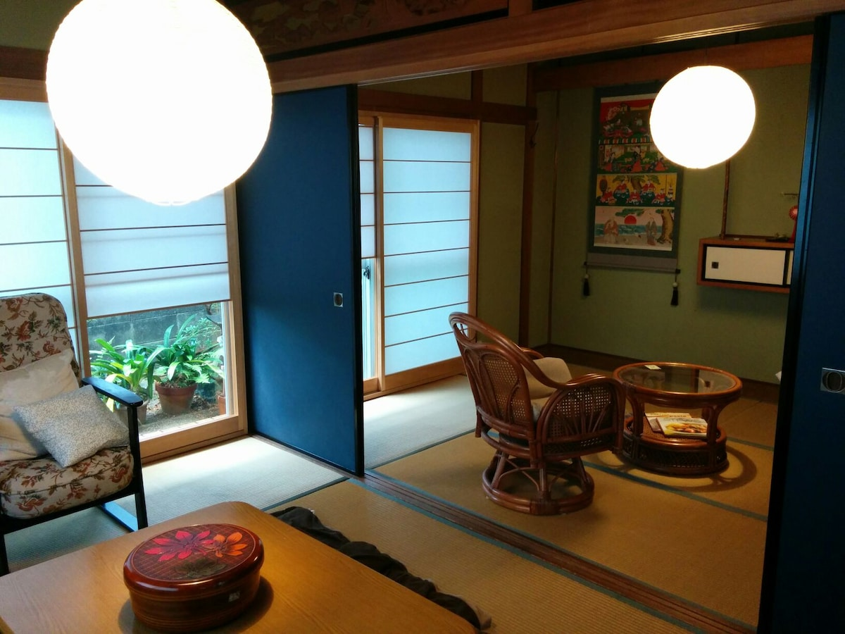 Private Cozy Japanese-style House