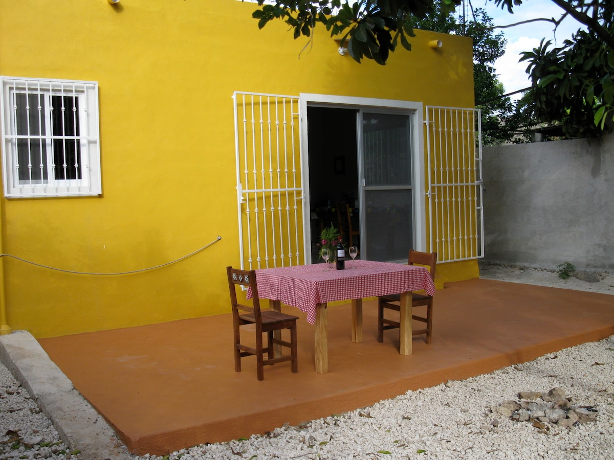 nicest small town in yucatan