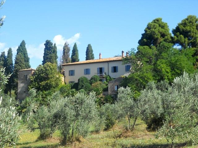 Villa d'Arte, Volterra
