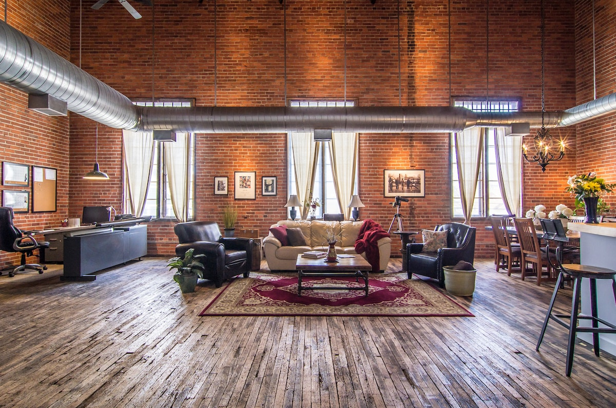 The Loft in Ohio City