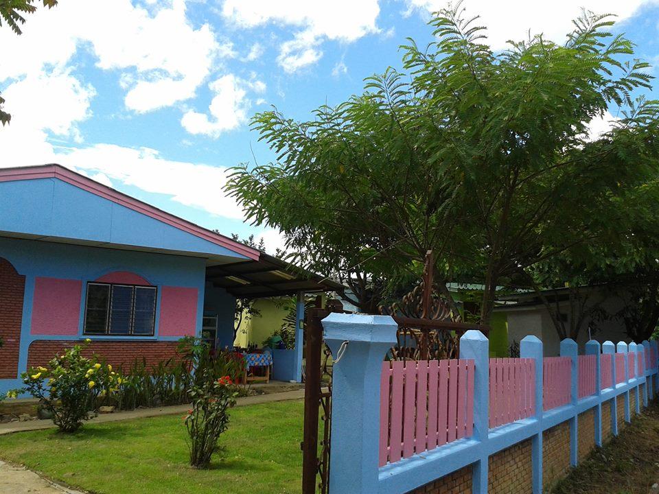 Oasis Pai Resort bungalow lakeview