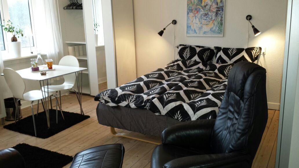 Skønt lyst værelse midt i Esbjerg.