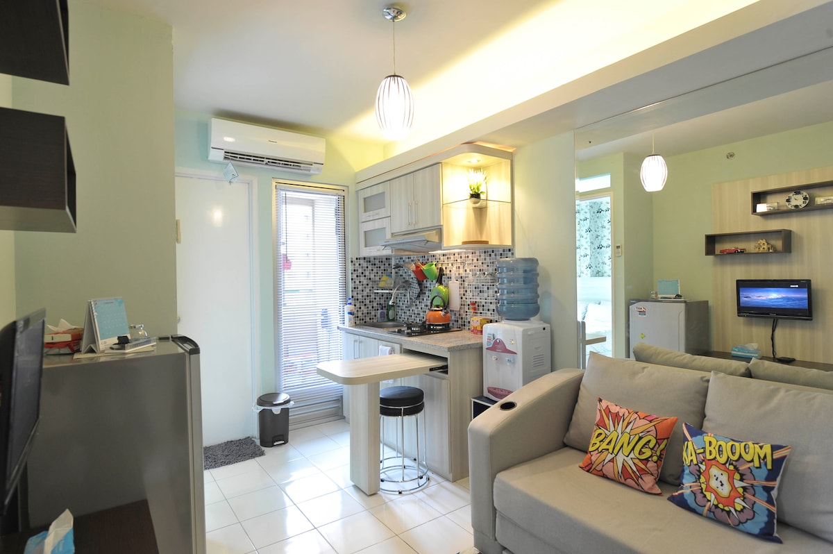 Great Location Apartment in Jakarta