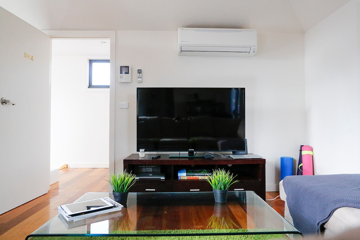 South Melbourne Room In Great Unit