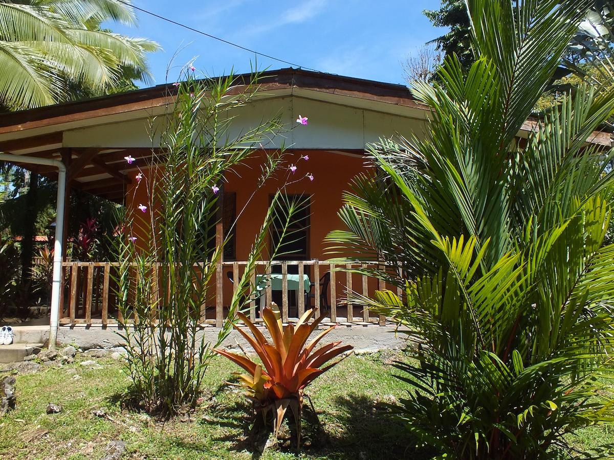 Caribe Luna Papaya room