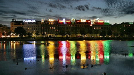 'The Lakes' nearby - take an evening stroll around them as the true Copenhageners do :)