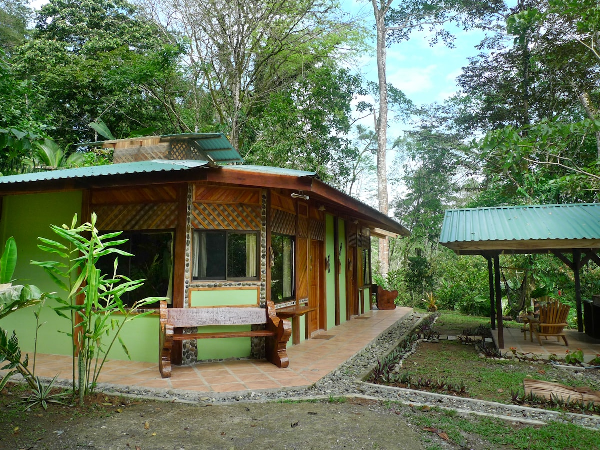 Your Peaceful Tropical Bungalow