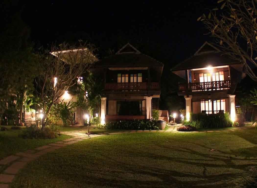River Villa Room in Pai Center