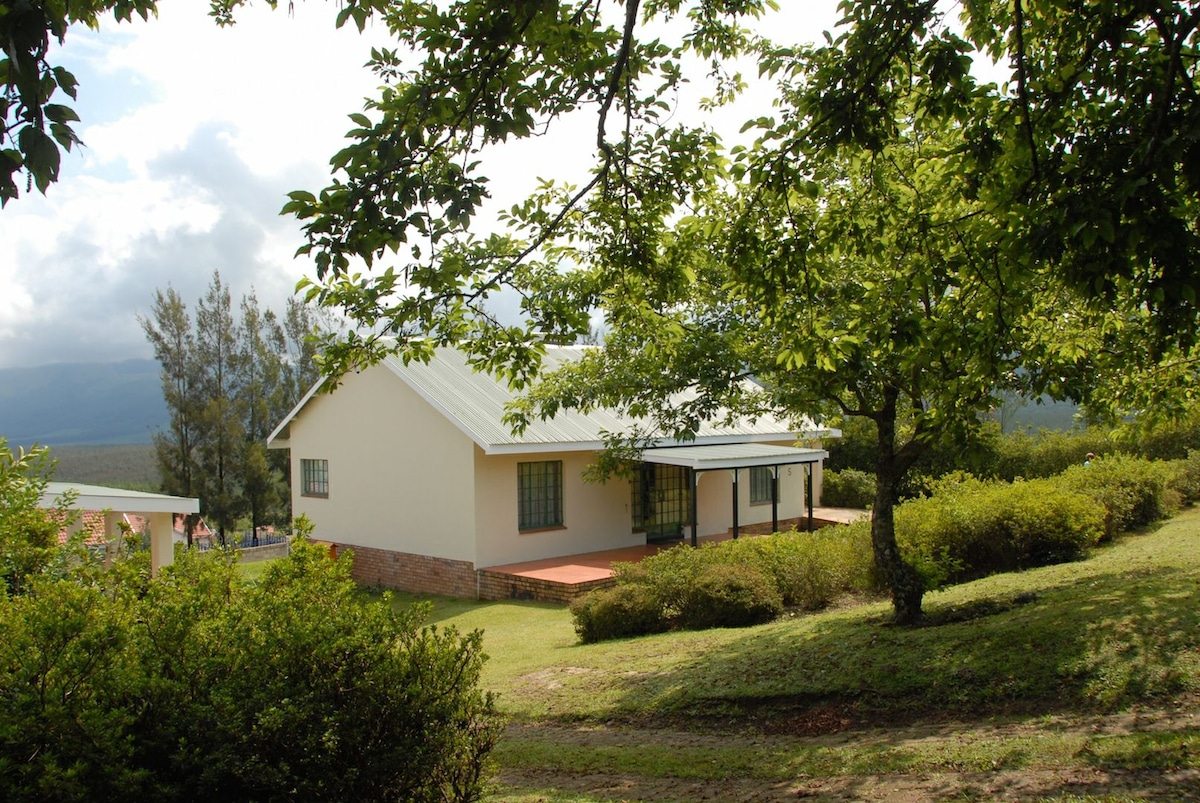Kloofsig Holiday Cottages