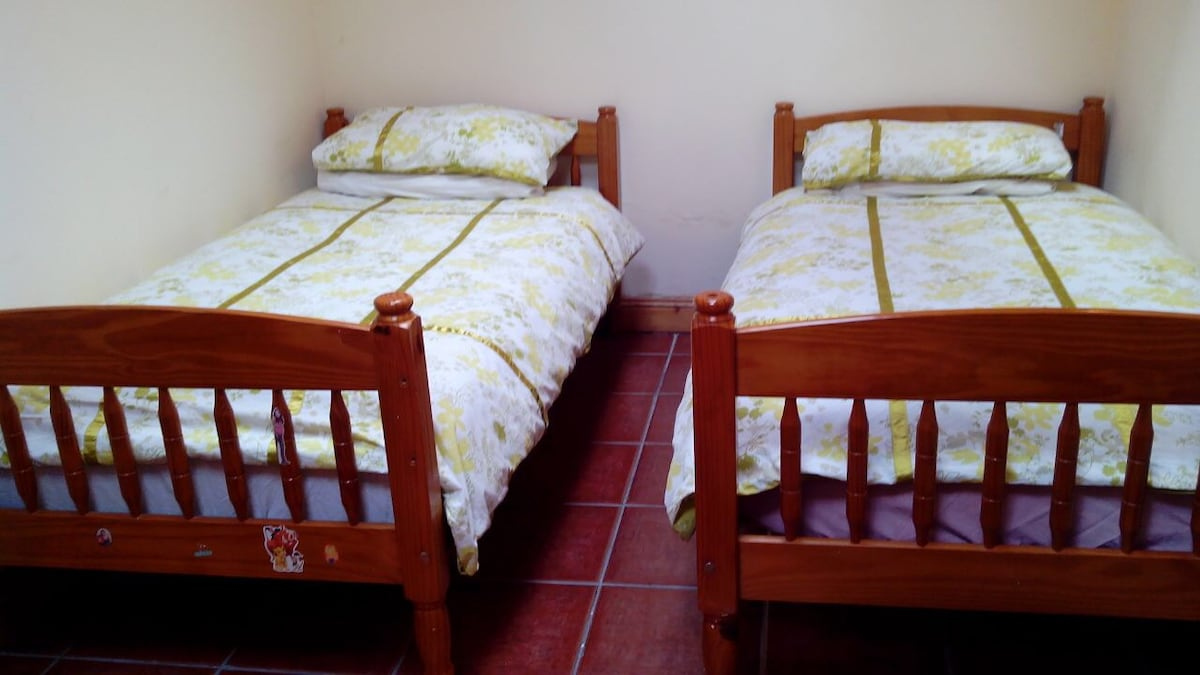 Lovely twin room available to book.