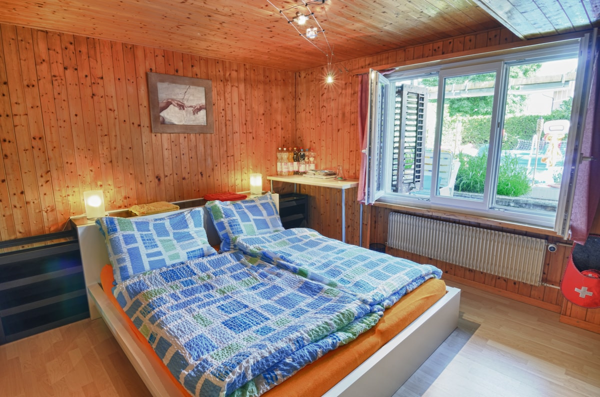 """1st sleeping-room of """"MOST WANTED"""" and very soon the room where you will sleep?"""