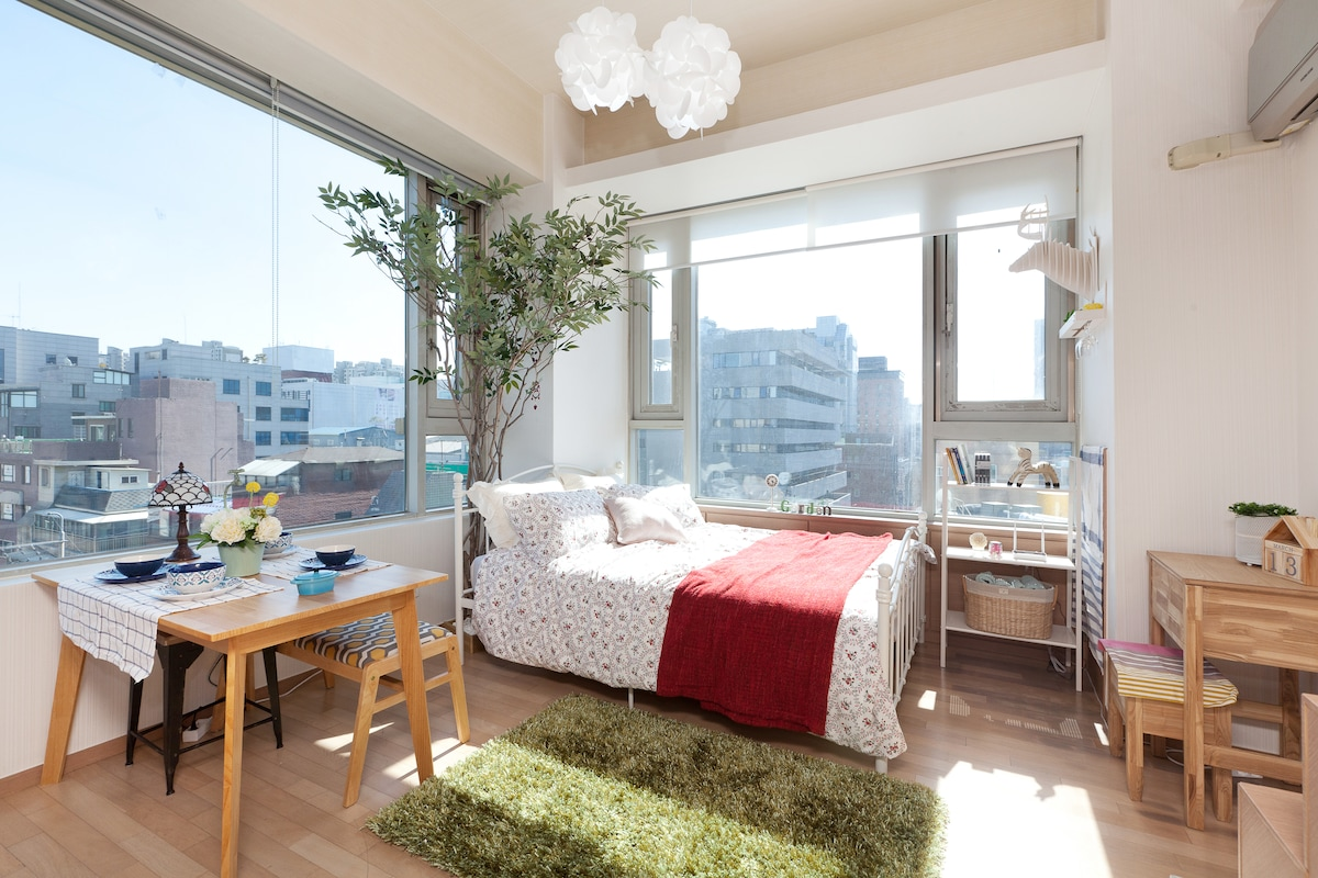 Han River view Loft (5mins to stn)