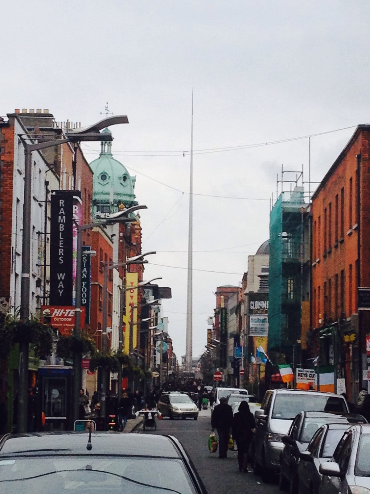 Double room in the heart of Dublin