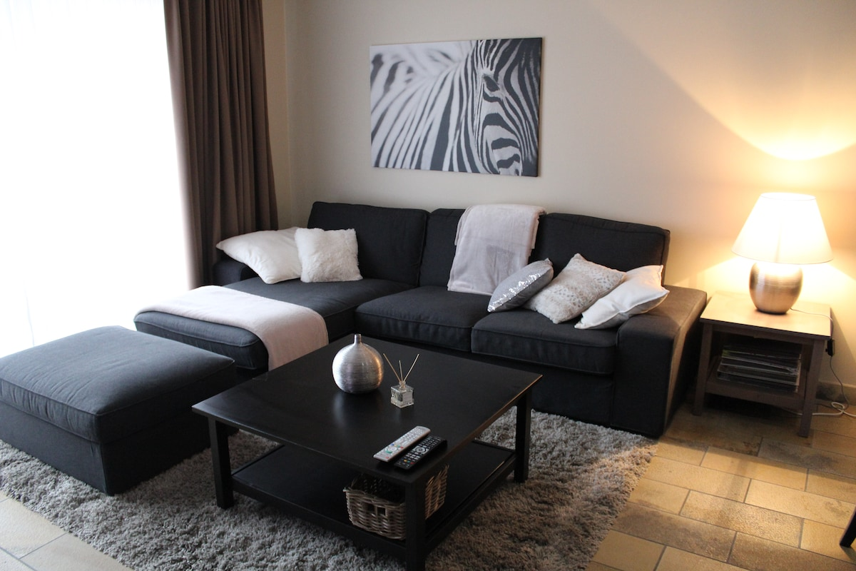 Lovely renovated apartment&terrace