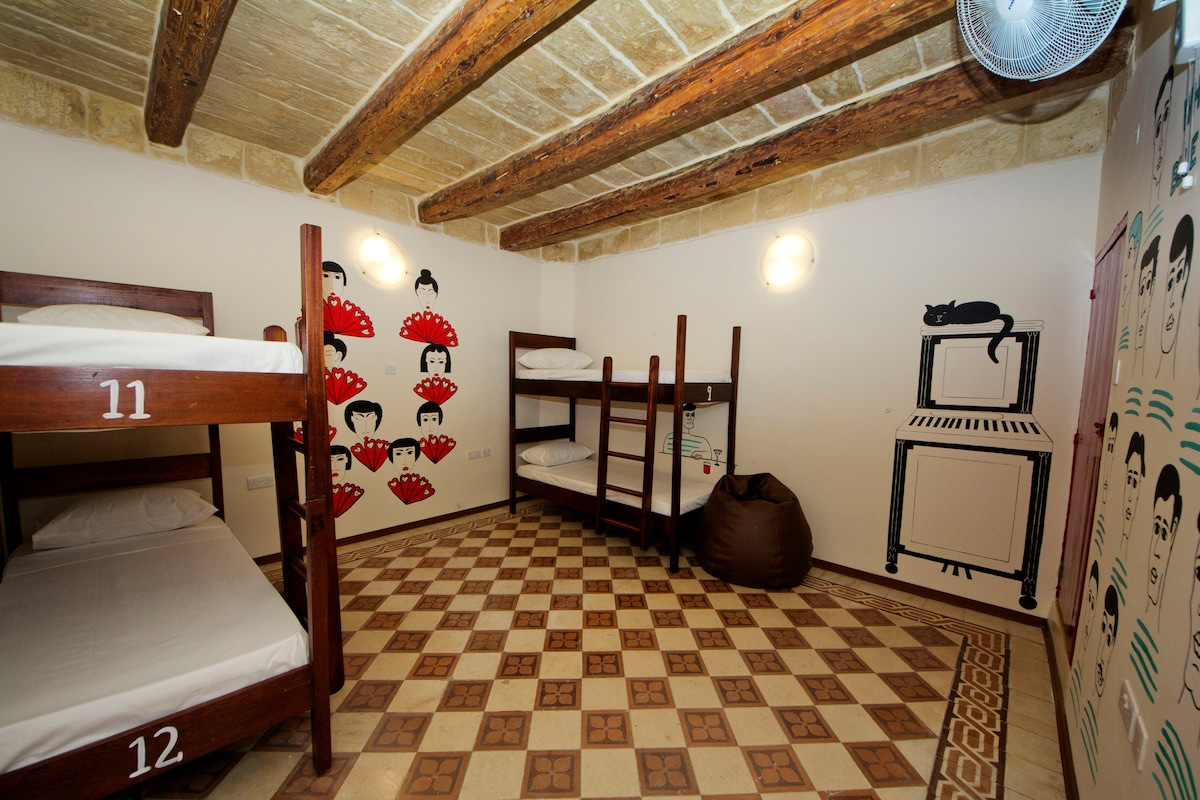 Shared room - Valletta Dormitory