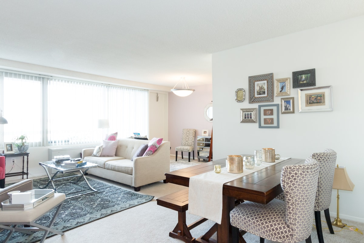 Beautiful Luxury 1BD Apartment