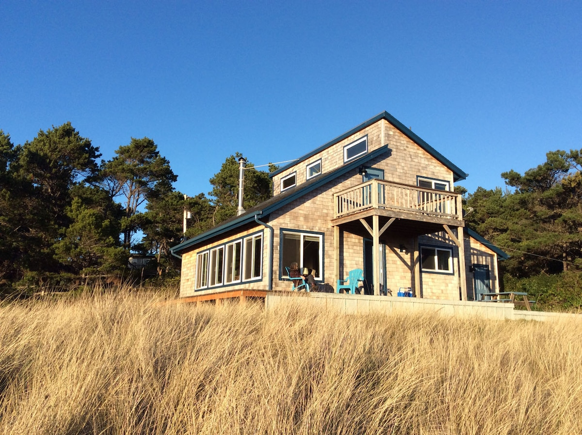 Sunny Peaceful Ocean Cottage