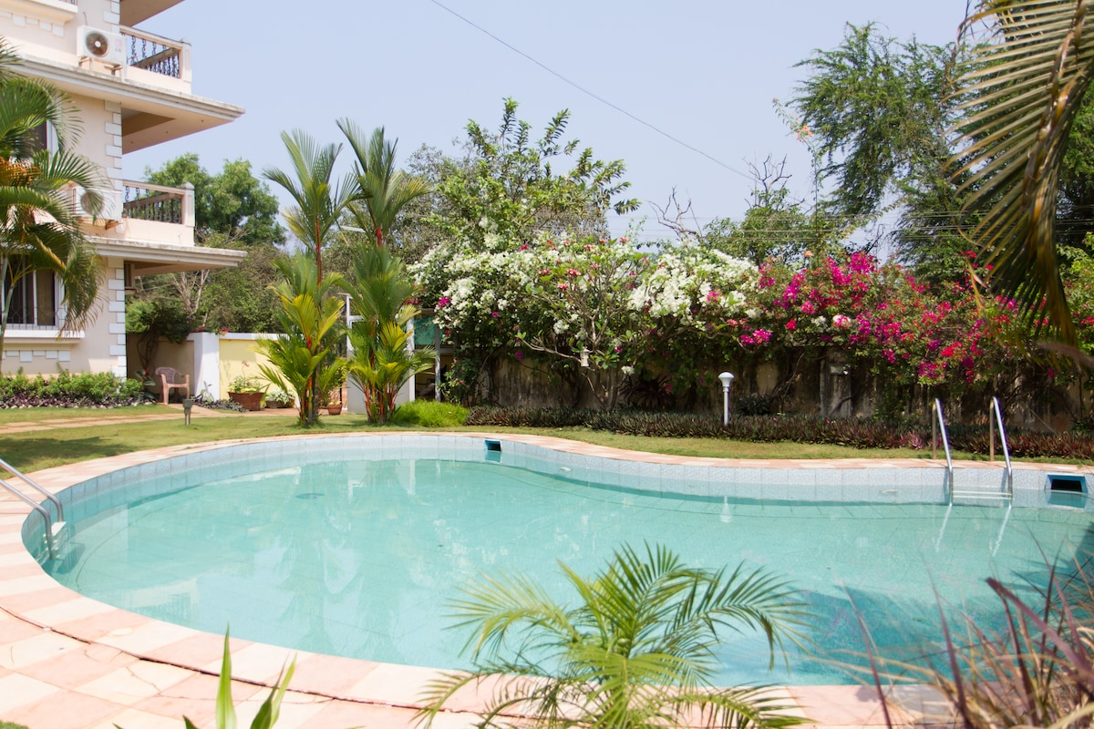 Your ideal getaway in Goa