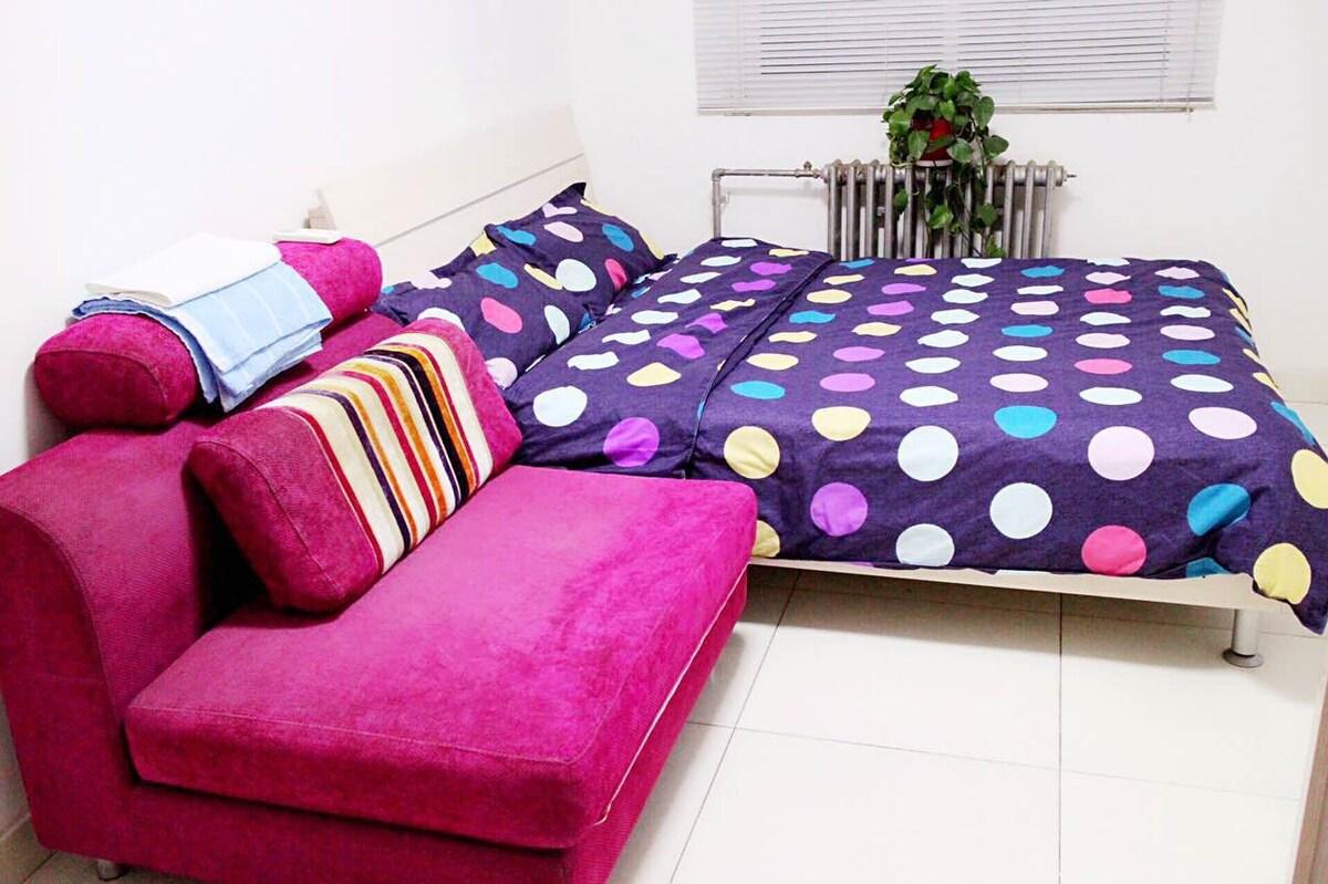 Comfy Room in 2nd Ring Beijing