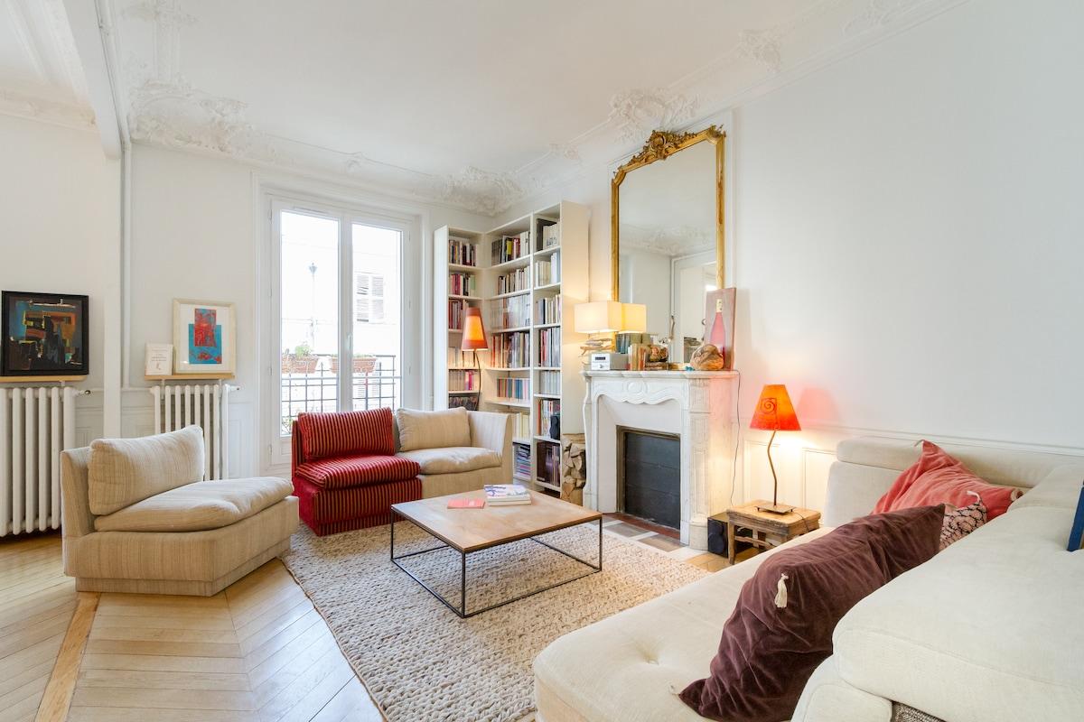 Bel Appartement Familial - Paris 14