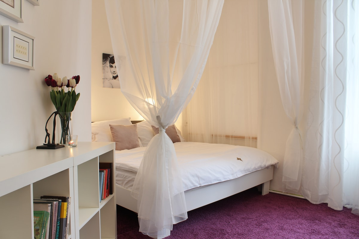 Apartment 3 min from Wenceslas Sq.