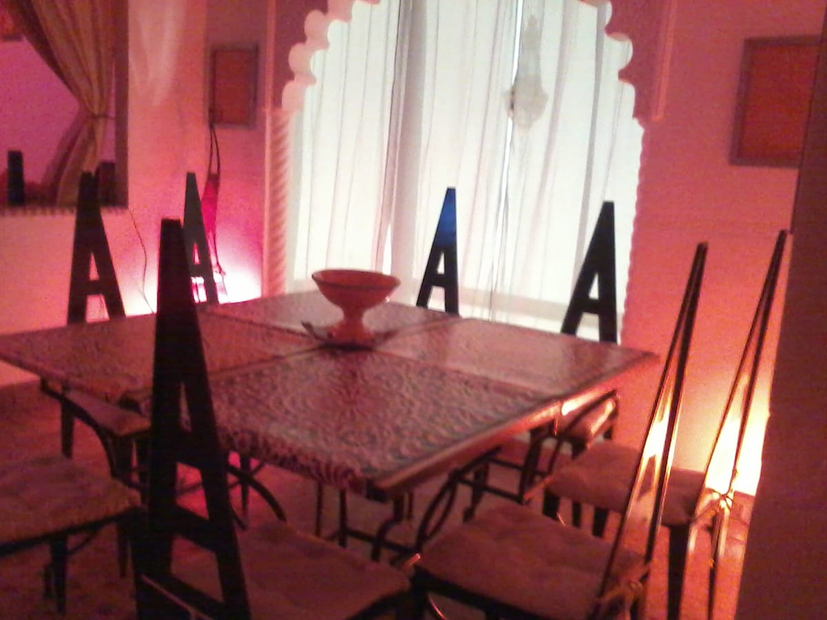 Riad in medina with private pool