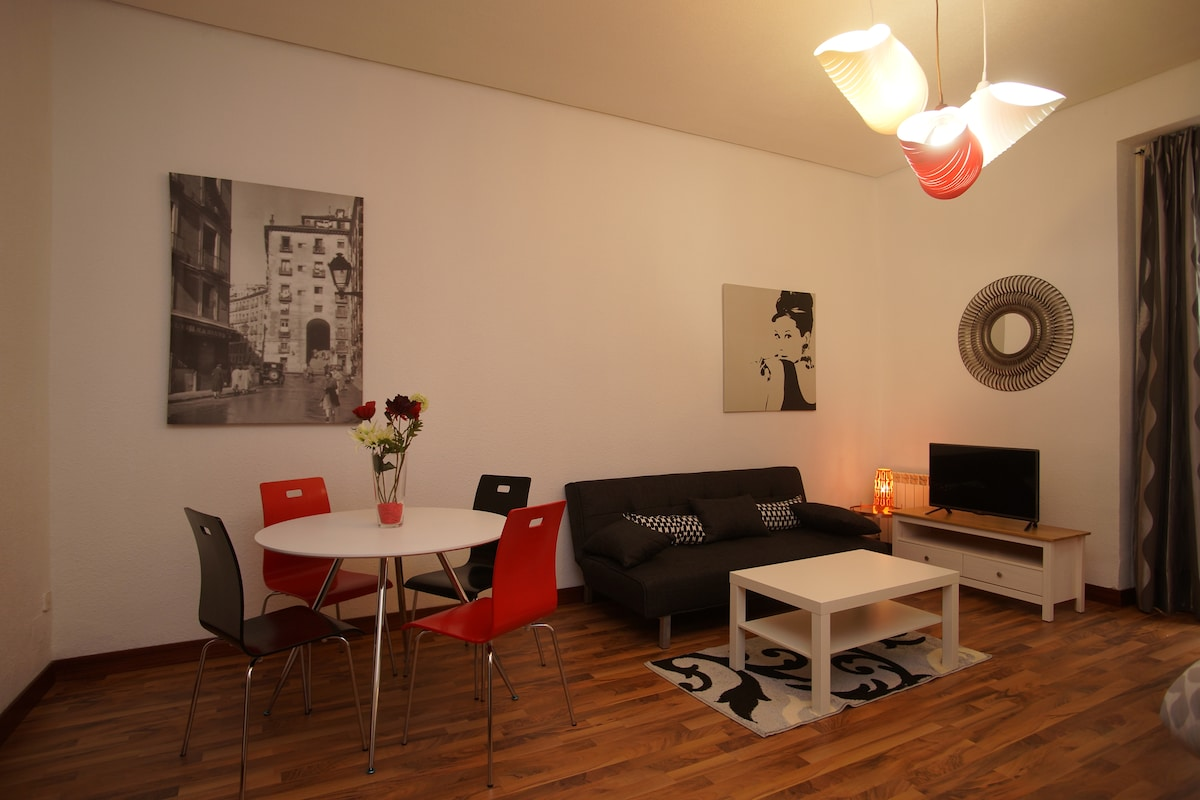 Nice apartment Barrio Letras