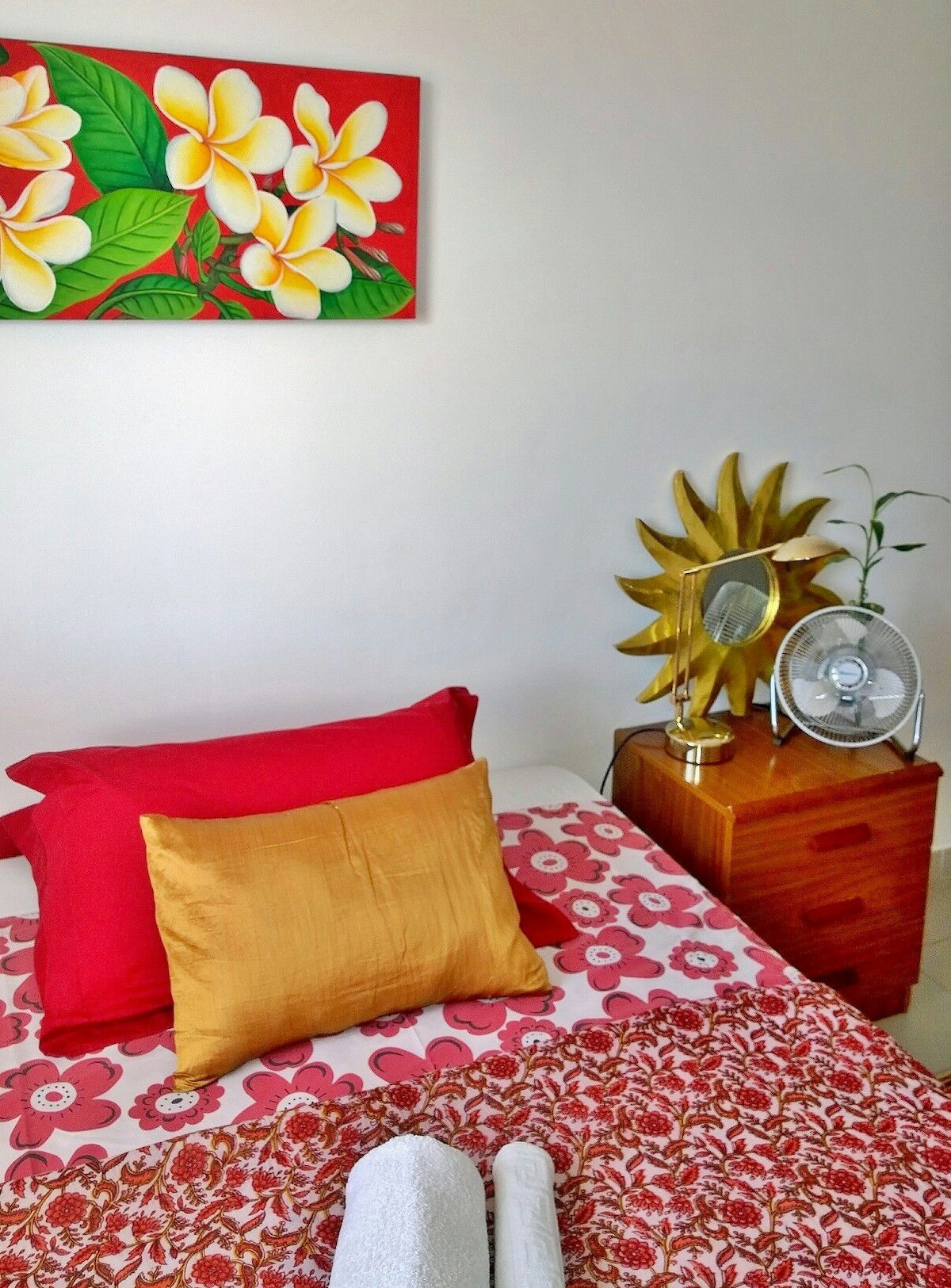 Cosy guestroom for single or couple