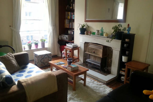 Cosy apartment on St Stephens Green