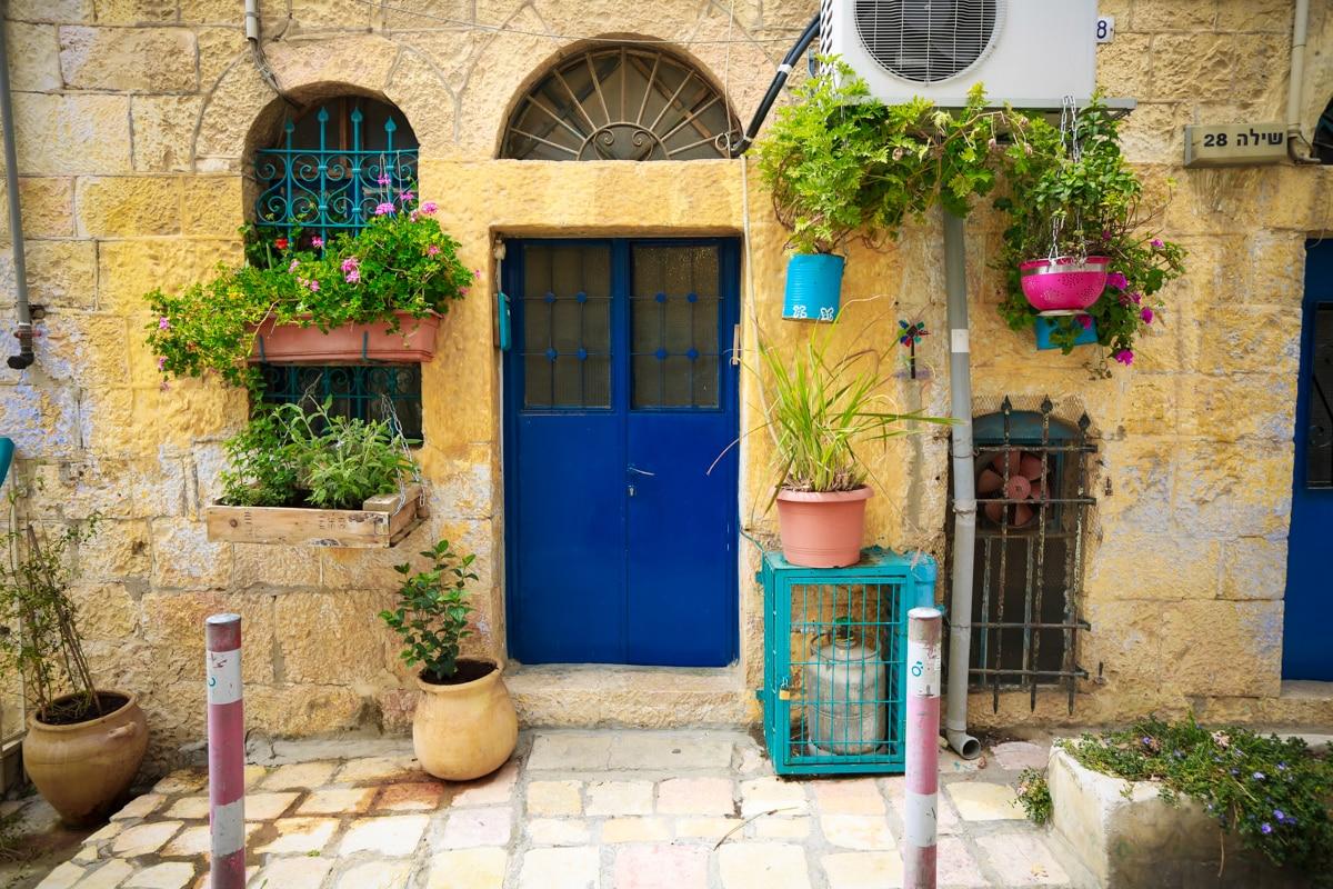 Jerusalem city center -shilo st