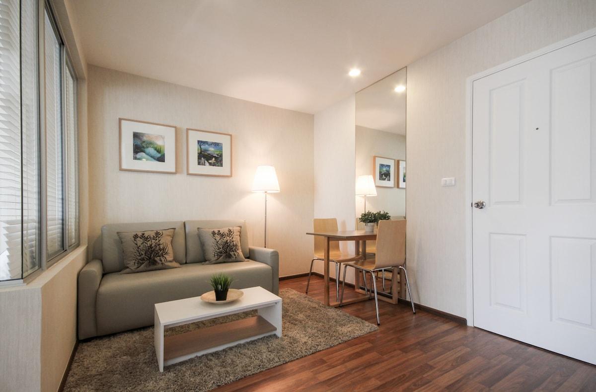 [BRANDNEW]1BR Apartment @ Vibha