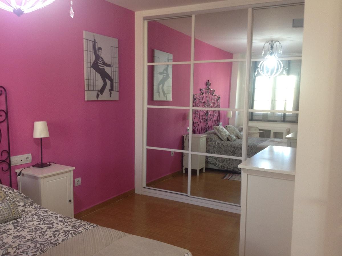 Habitación en Mérida Centro 2 pers.