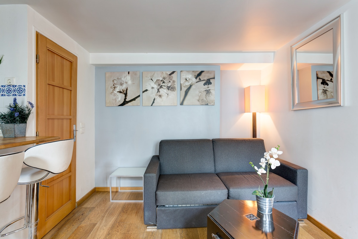 Chatelet, Marais for 4 persons